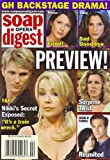 Thad Luckinbill, Melody Thomas Scott, Young and the Restless, Laura Wright, Billy Warlock, Hometowns of the Soap Stars - October 4, 2005 Soap Opera Digest Magazine
