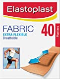 Elastoplast  - Extra Flexible Fabric Plasters (40)