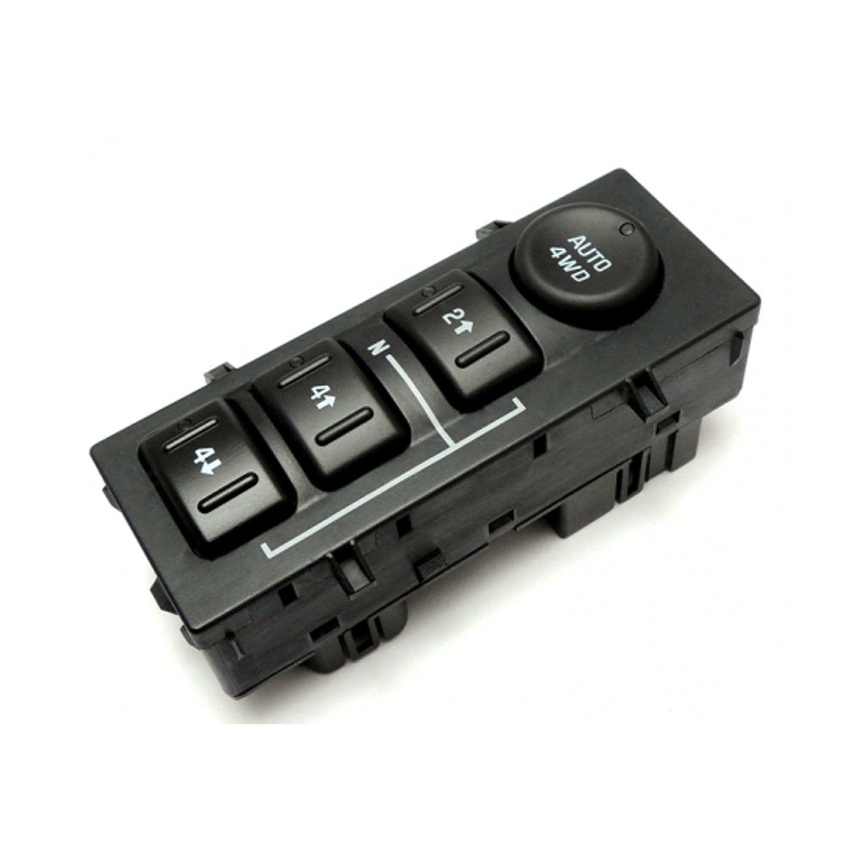 2003 Chevrolet Suburban 1500 Transmission: GOSENSORS 4-Wheel Drive Transfer Case Selector Dash Switch