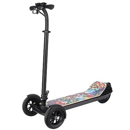 Amazon.com: oguine plegable Scooter eléctrico plegable ...