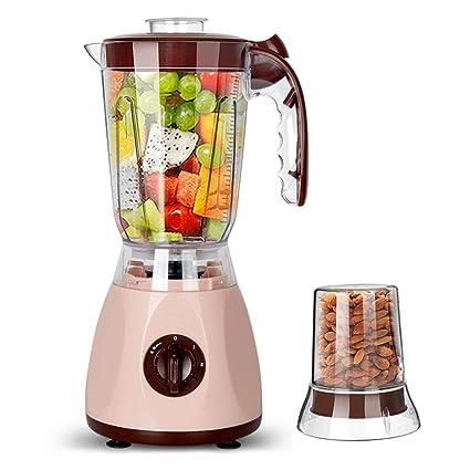 Exprimidores eléctricos Exprimidor Automático Pequeño Máquina De Cocción Doméstica De Frutas Y Verduras Mezclador Multifuncional De