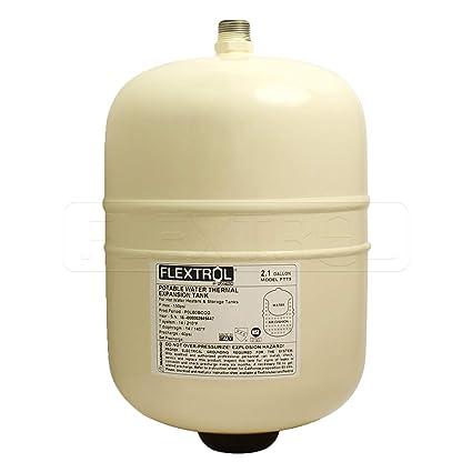 flextrol potable fth15 hydronic a presión depósito de expansión para sistemas de calefacción de agua caliente