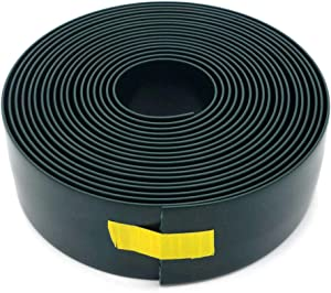 """20ft Long 2"""" Wide Vinyl Chair Strapping. Repair & Replacement Matte Finish. for Patio Outdoor Lawn Garden Durable Attractive (Green)"""