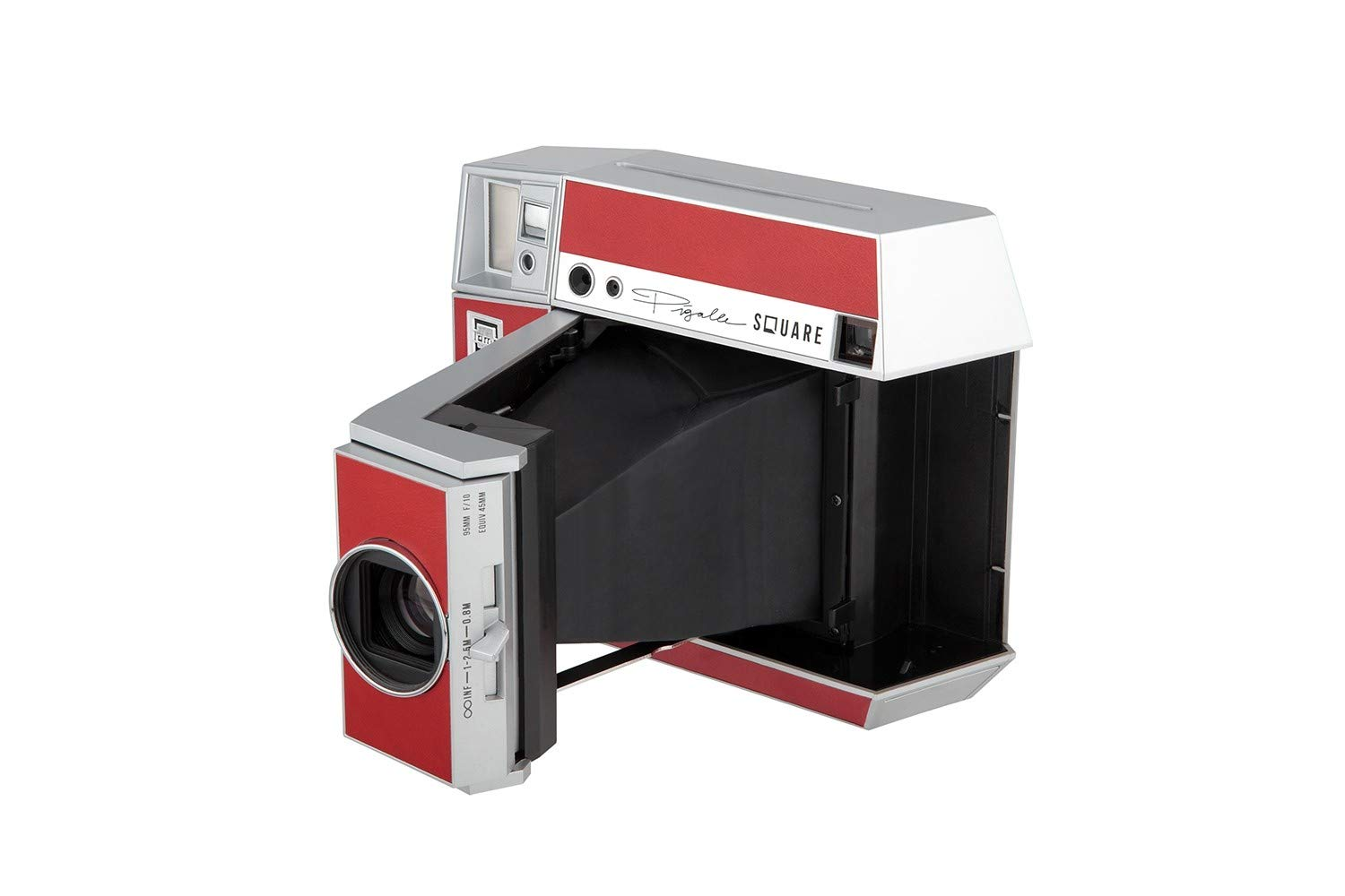 Lomography Lomo'Instant Square Glass Combo Pigalle - Instant Camera by Lomography (Image #3)