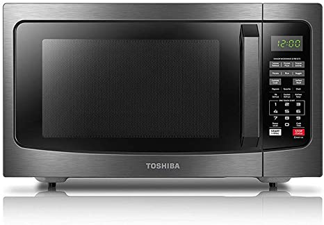 Toshiba  Microwave Oven with Smart Sensor Easy Clean Interior