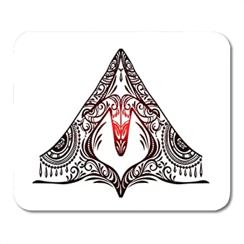 AOCCK Alfombrillas de ratón Gaming Mouse Pad Ornate ...