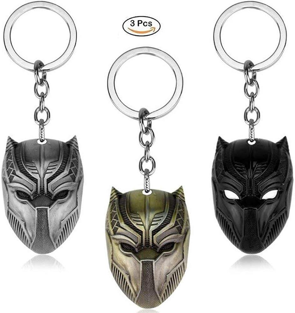 Black Panther Keyring