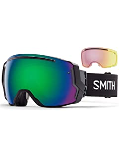 a2c6e7a9da Smith Optics Serpico Slim Matte Black Frame Blue Mirror Polarized ...