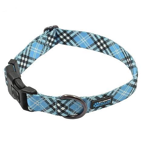 Collar de Perro de Neo con patrón de Placa MAX y Neo - Donamos un ...
