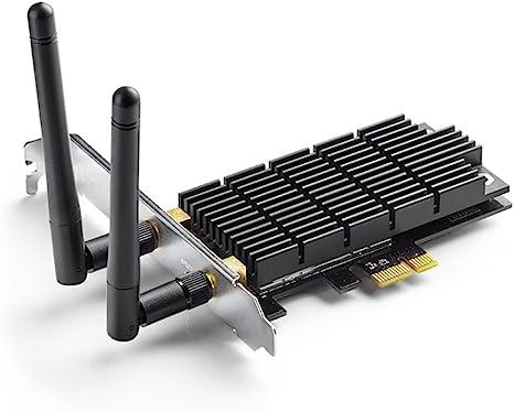 Amazon.com: TP-Link AC1300 PCIe - Tarjeta PCIe inalámbrica ...