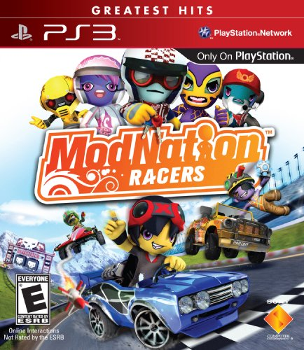 Modnation Racers - PlayStation3 (Greatest Hits) by Sony