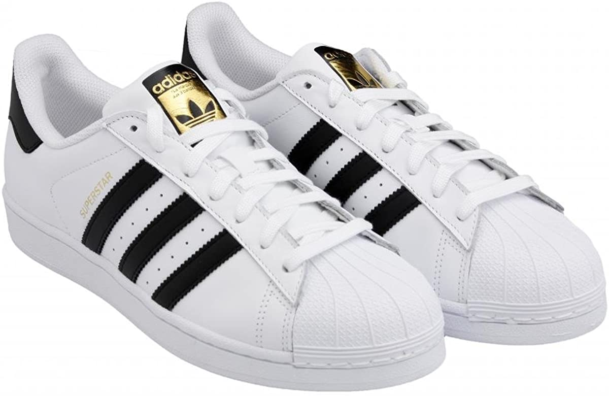 pronóstico unidad Personalmente  Amazon.com | adidas Originals Women's Superstar Casual Shoes (7,  White/Black) | Fashion Sneakers
