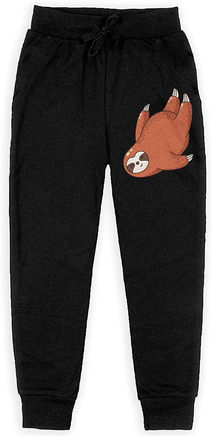 Bing4Bing Dog Face Boys Cotton Sweatpants Casual Joggers Pants Active Pants