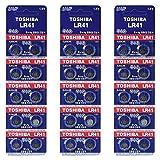 TOSHIBA LR41 AG3 1.5V ALKALINE BATTERY 3PACK X (10PCS) =30