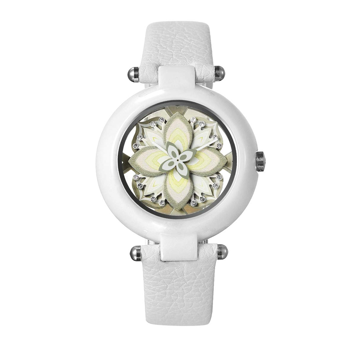 Reloj - SENORS - para - MS1070-White: Amazon.es: Relojes