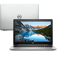 "Notebook Dell Inspiron i15-5570-M21C 8ª geração Intel Core i5 8GB 1TB Placa Vídeo 15.6"" HD W10"