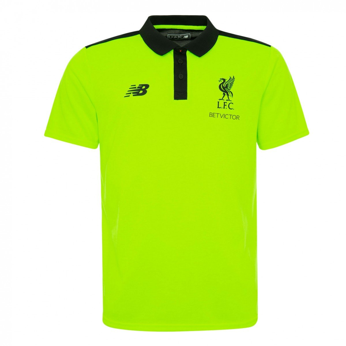 2016-2017 Liverpool Pro Polo Shirt (Toxic): Amazon.es: Deportes y ...