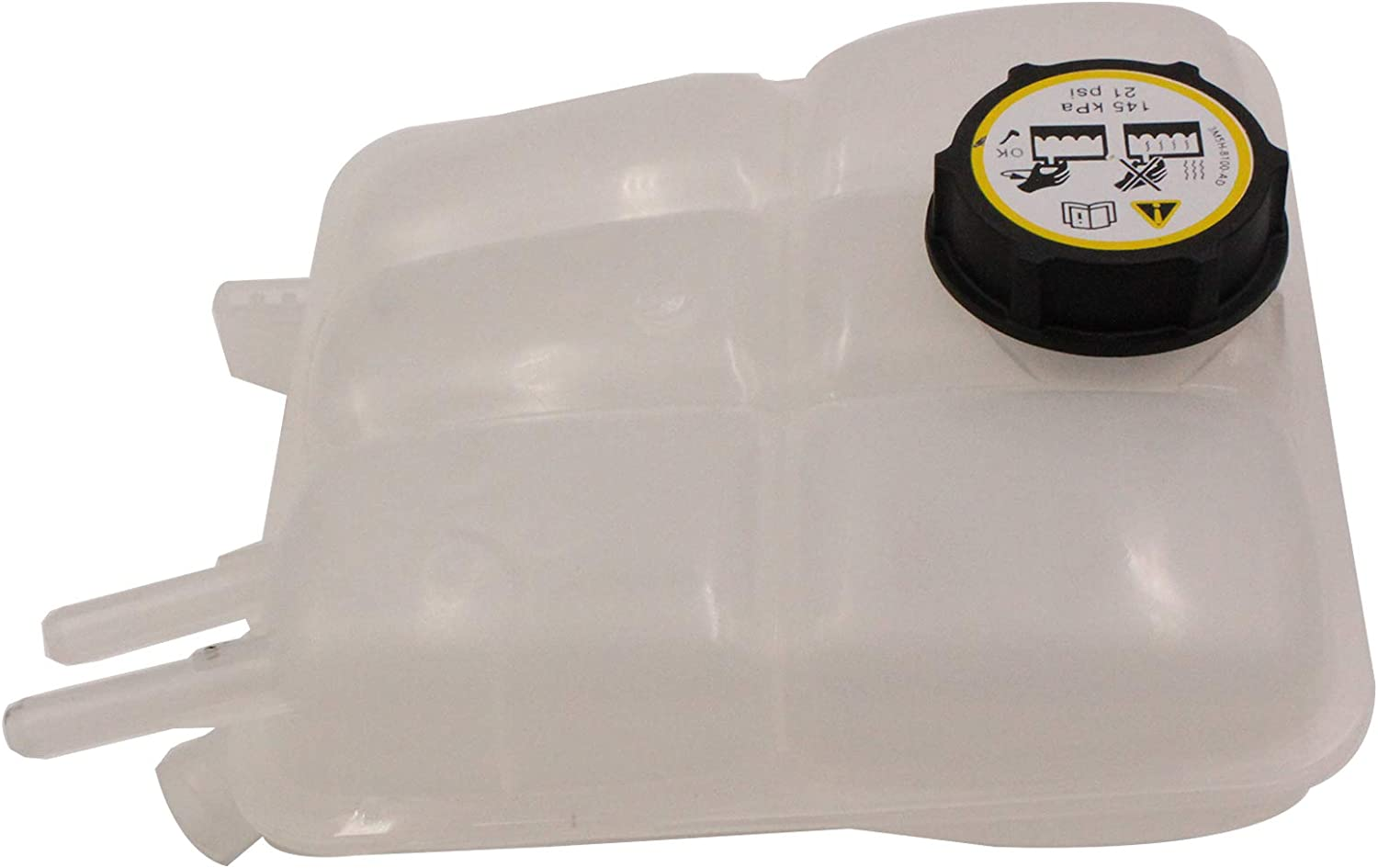 11-14 Mazda 2 Coolant Recovery Reservoir Overflow Bottle Expansion Tank with Cap