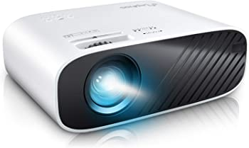 Elephas 1080p Full HD 5000 LUX Mini Movie Projector