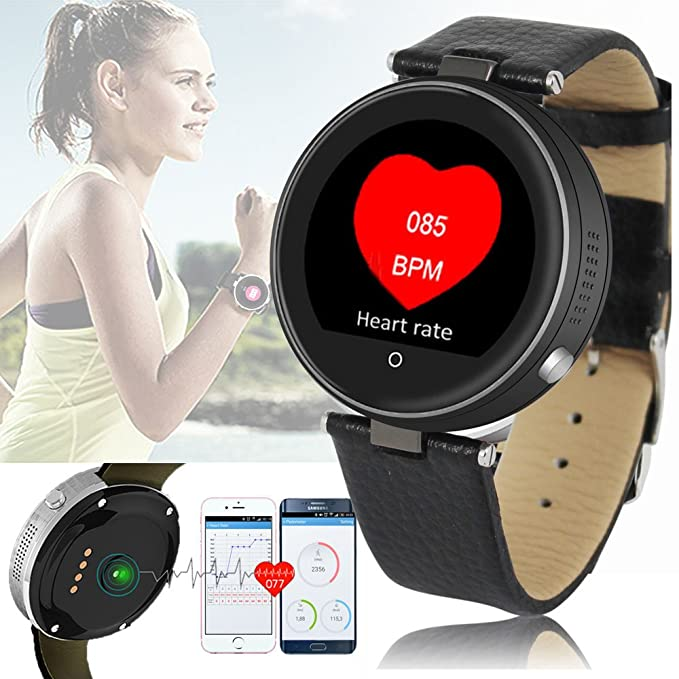 Indigi® Elegante Bluetooth SmartWatch para iPhone 6S Plus ...