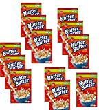 Post Nutter Butter Cereal 19oz New (12 Boxes)