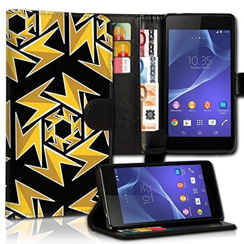 Wallet Book Style Flip Handy Tasche Case Schutz Hülle Schale Motiv Etui für Apple iPhone 6 Plus / 6S Plus - Design Flip MVD88