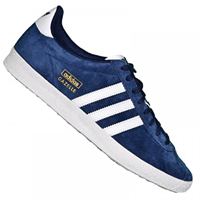 Originals 45 Q21600 Bleu Gazelle Baskets Adidas OG Navy 8w4d8U
