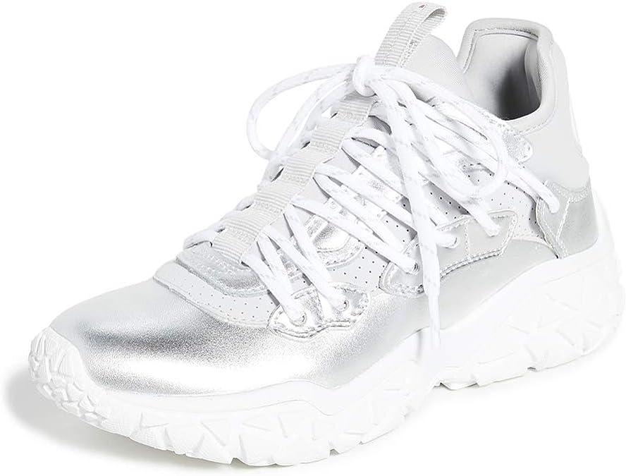 Champion Women's Tank Sneakers, Silver