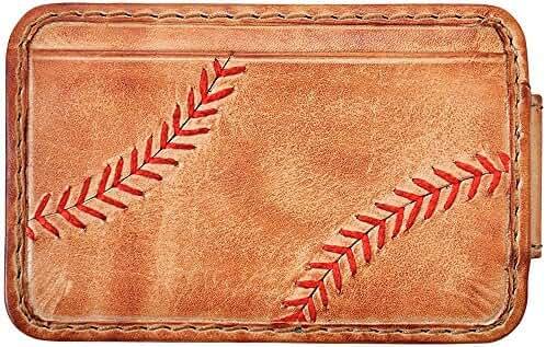 Rawlings Baseball Stitch Front Pocket Wallet