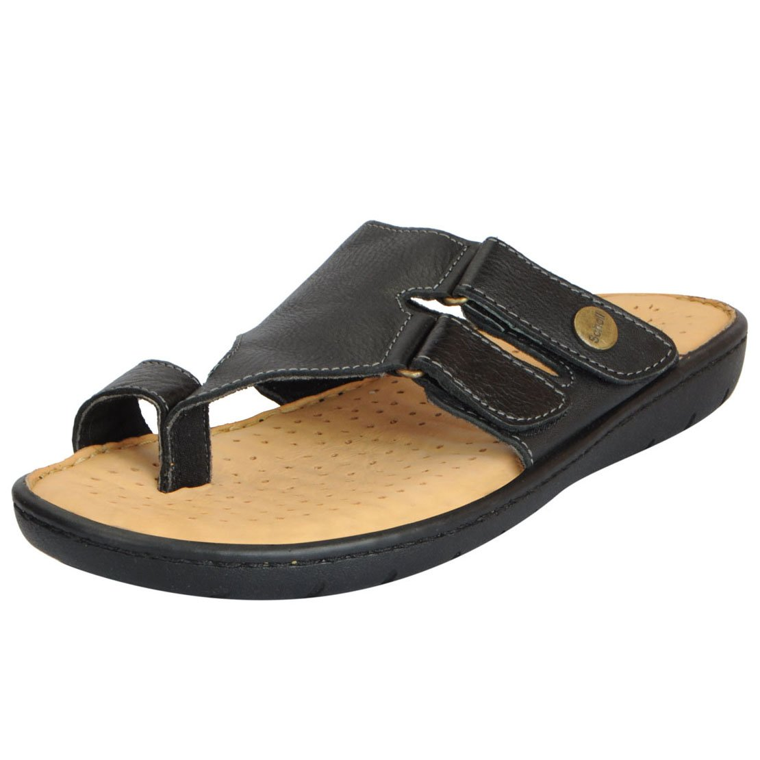dbc8d0bd2915 Dr.Scholls Men s Leather Toe Slippers  Buy Online at Low Prices in India -  Amazon.in