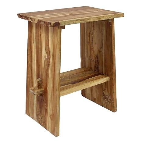 Oriental Galerie Madera – Mueble para Lavabo Mesa de Muebles de baño Mueble de baño Teca