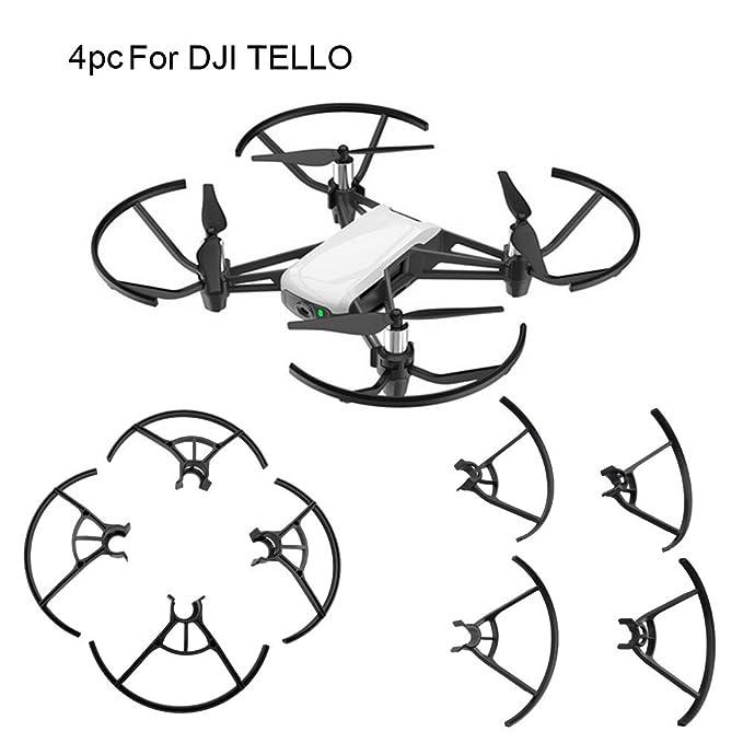 Ewendy - Funda protectora para dron DJI Tello (protección de ...