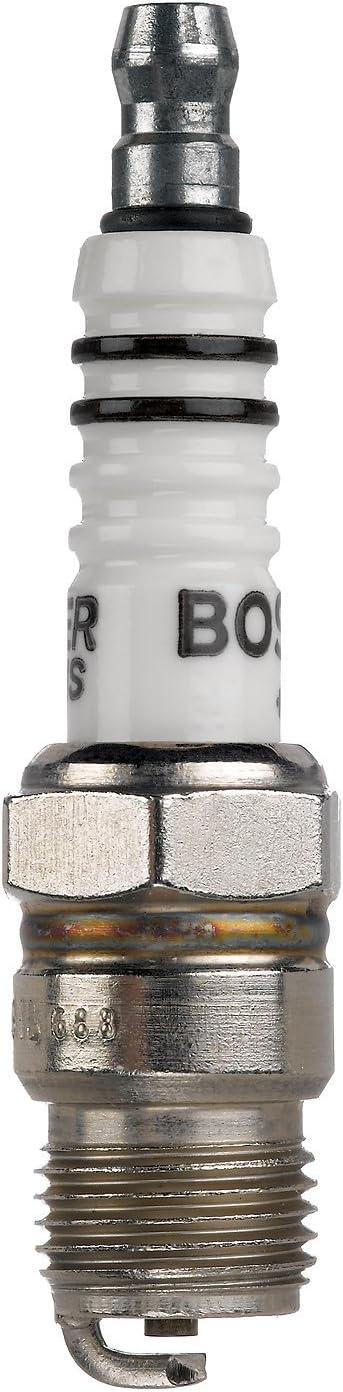 7972 HR9AC+ Super Plus Spark Plug, Bosch Pack of 1