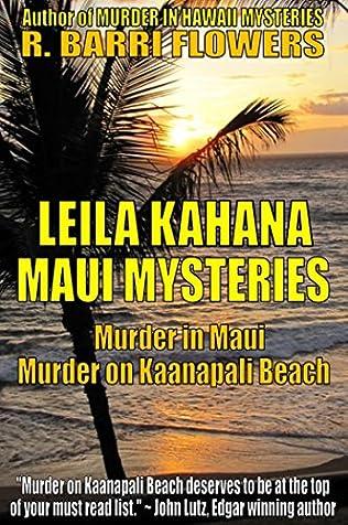 book cover of Leila Kahana Maui Mysteries Bundle