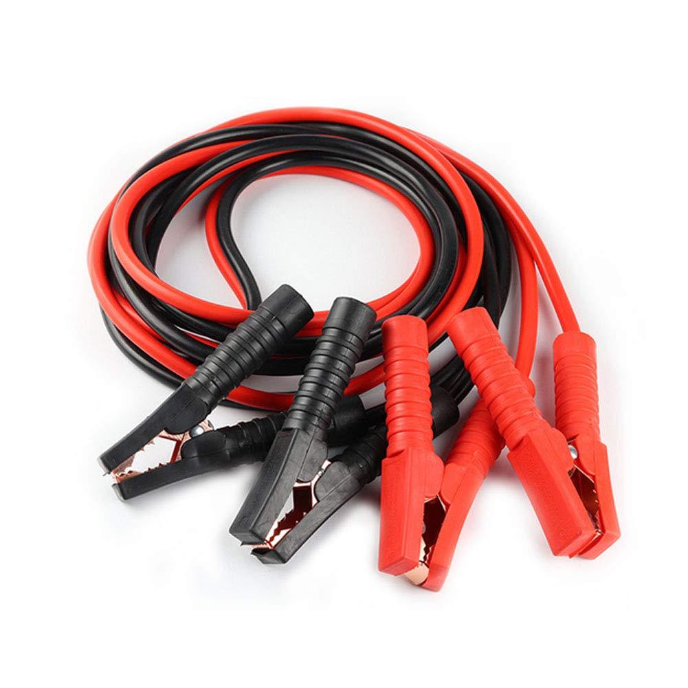 DDG EDMMS 1000 A Automobile Jumper Cables Heavy Duty Câ bles de dé marrage pour Voiture, Van, Camion 7,2 Pieds (2.2meters) 2Pieds (2.2meters)