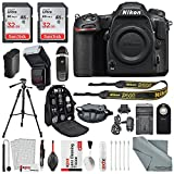 Nikon D500 DSLR Camera with Deluxe Accessory Bundle and Cleaning Accessories Review