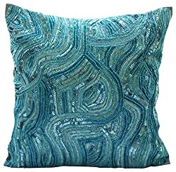 Glitter Sparkly Pillow Cover