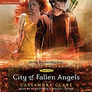 City of Fallen Angels Hörbuch