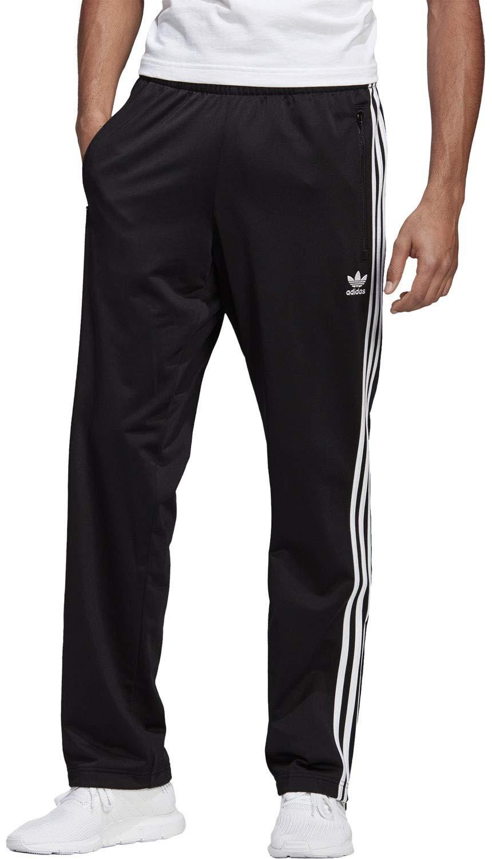 adidas Herren Firebird Tp Sport Trousers schwarz