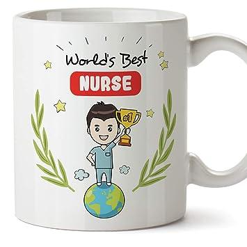 Infirmière Pour Meilleure Originale En Monde Nurse Oz Avec Céramique Mugffinstasse Au Parfait La AnglaisCadeau Tasse 11 OvNn0m8w