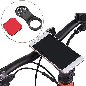 Soporte de Manillar de Bicicleta - Kit de Montaje para Garmin Edge GPS Móvil para Ciclismo: Amazon.es: Deportes y aire libre