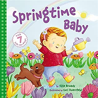 book cover of Springtime Baby