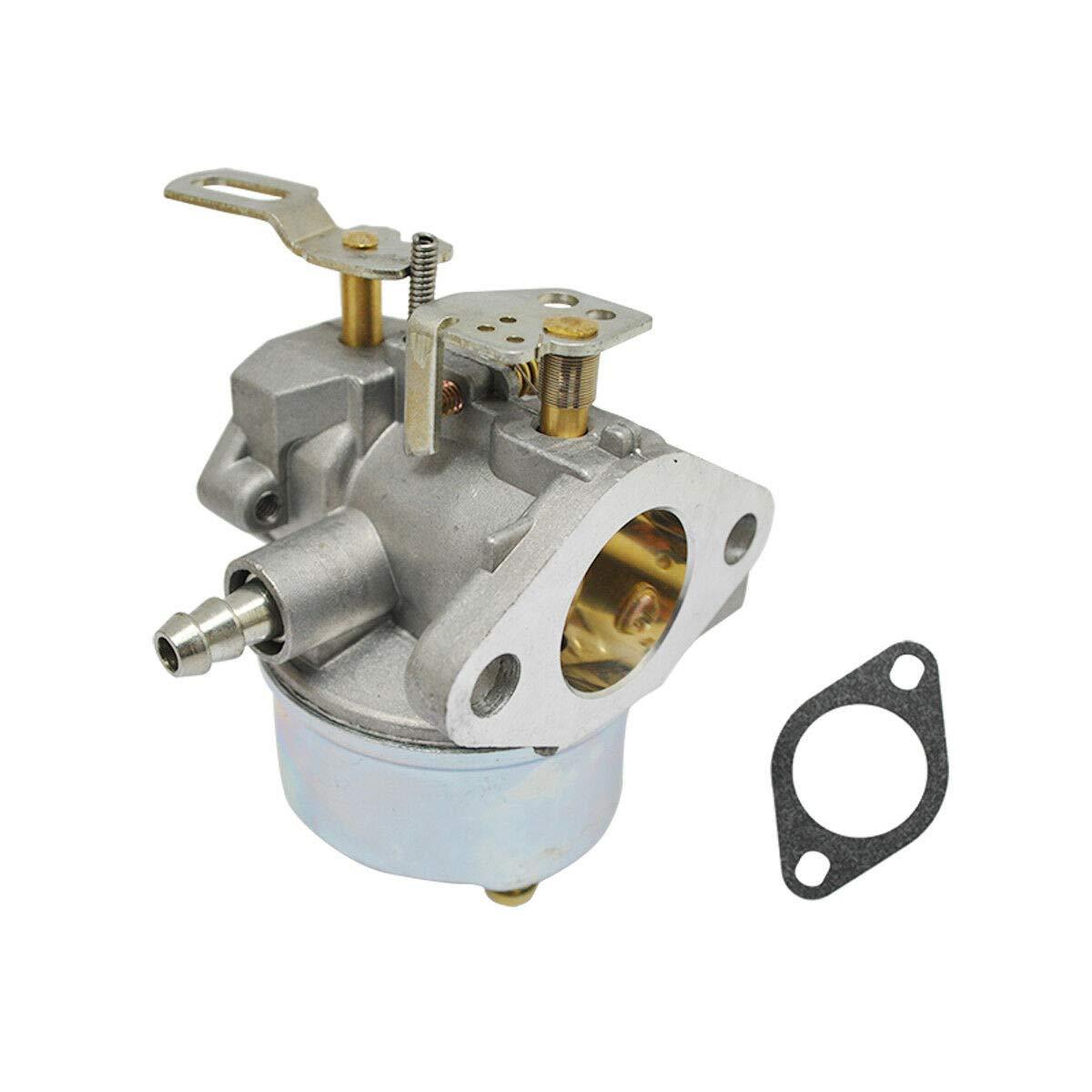 FidgetKute Carburetor Gasket Kit Tecumseh 632334A 632334 for HM70 HM80 HMSK80 HMSK90 CARB