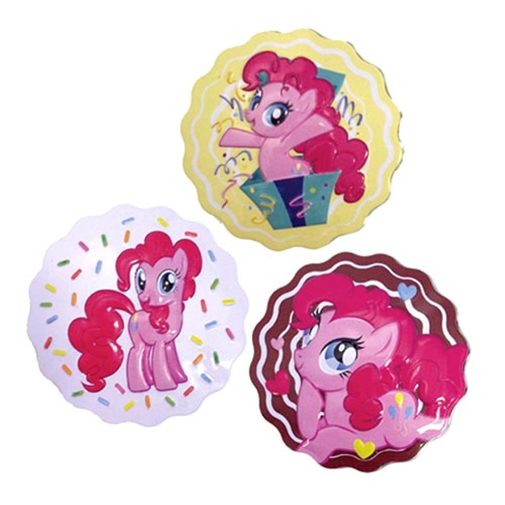 Officially LicensedMY LITTLE PONY6 PIN BADGE PACK
