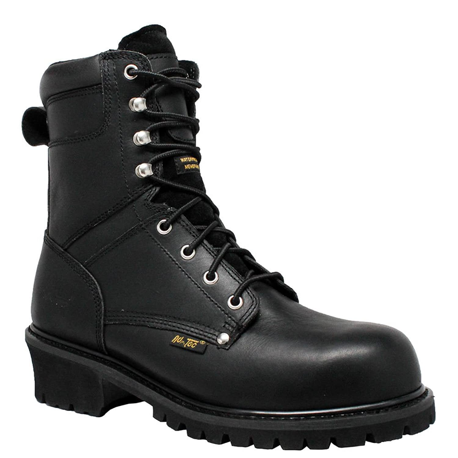 "AdTec 9"" Waterproof Super Logger Men's Boot"