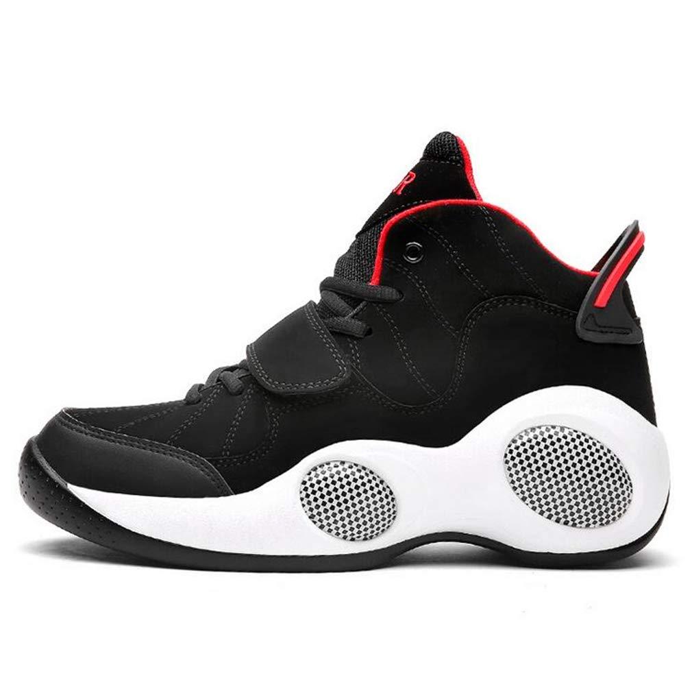 Damen Schuhe Herbst Winter Basketball Schuhe Herren Low-Top Turnschuhe Dämpfung Verschleißfeste Anti-Rutsch-Schuhe (Farbe   EIN Größe   40)