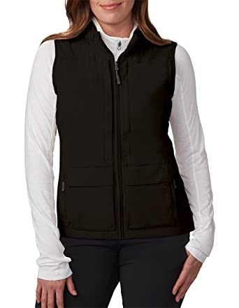 Scottevest Womens Q U E S T Vest  Pockets Photography Travel Vest Xs Black