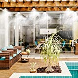lifeegrn Misting Cooling System, Outdoor Misting