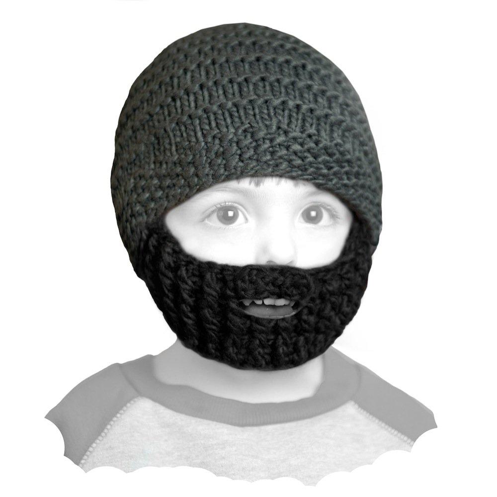 Beardo® Niños Barba Gorro Barba Gorros (Diferentes Combinaciones ...