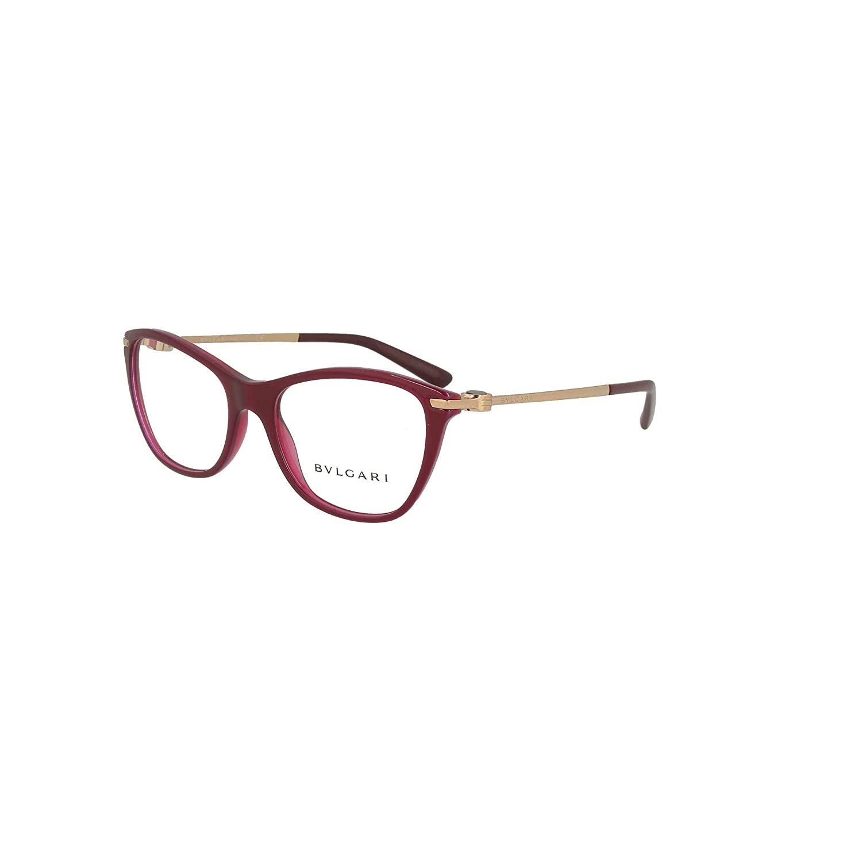 Bulgari 0BV 4147 5426 52 Gafas de Sol, Morado (Top Marc On ...